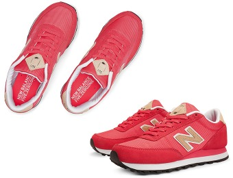 46% off New Balance WL501BPE Women's Lifestyle & Retro Sneakers