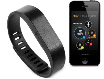 81% off Sharper Image Traxx Activity Tracker