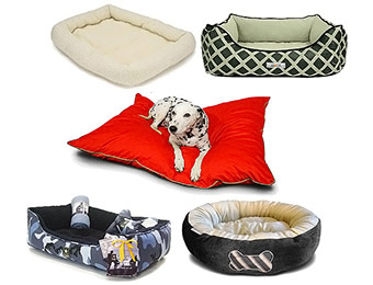 Dog Beds for $15 each (22 choices)