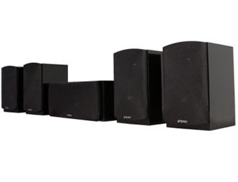 57% off Energy Take 5 Pack Home Theater Speaker System