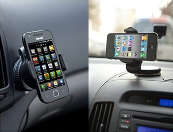 50% off Blackbox Window/Dash Mount for Smartphones/GPS