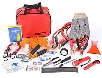 50% off JEGS Performance Products Deluxe Roadside Assistance Kit