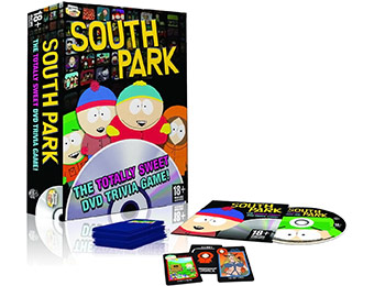 80% off South Park The Totally Sweet DVD Game
