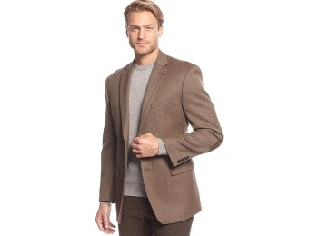 87% off Lauren Ralph Lauren Light Brown Herringbone Sport Coat
