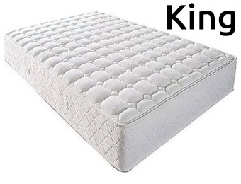 "Extra $40 off Slumber 1 - 8"" Mattress-In-a-Box, King"