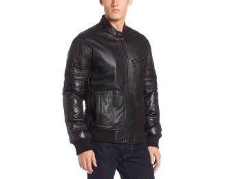 $441 off Marc New York by Andrew Marc Men's Ludlow Leather Jacket