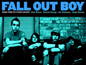 50% off Fall Out Boy: Take This to Your Grave (Music CD)