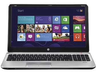 "Extra $50 off HP ENVY 15.6"" Laptop (Geek Squad Certified Refurb.)"