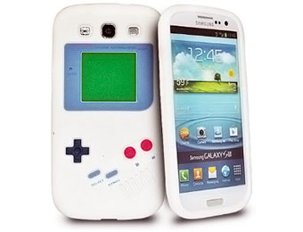 Deal: Nintendo Game Boy Silicone Case for Galaxy S3