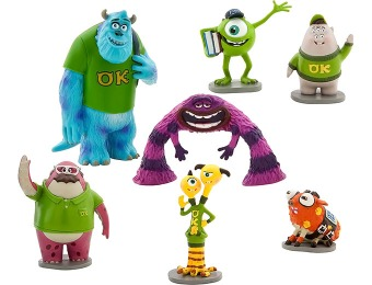 Extra 69% off Monsters University Figure Play Set