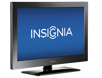 "$50 off Insignia 26"" LED 1080p HDTV"