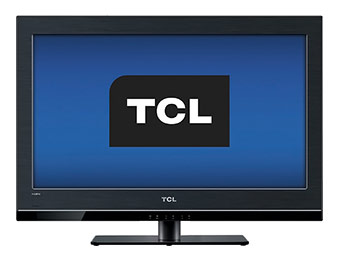 "$200 off TCL L40FHDP60 40"" 1080p LCD HDTV"
