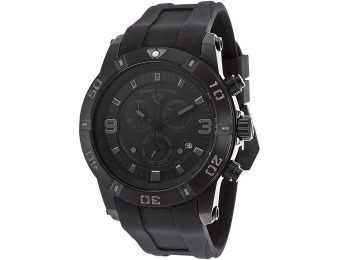 $626 off Swiss Legend Everest Chronograph Black Watch