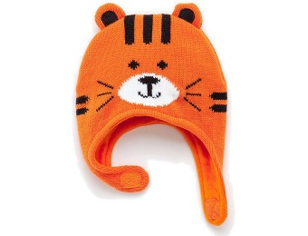 80% off Jumping Beans Tiger Hat - Newborn Baby