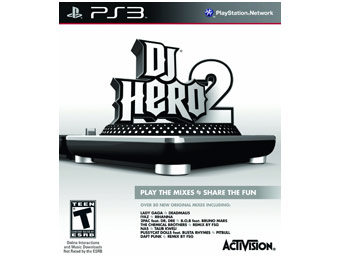 92% off DJ Hero 2 (PlayStation 3)