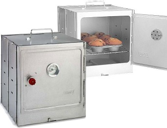 34% off Coleman Portable Camp Oven