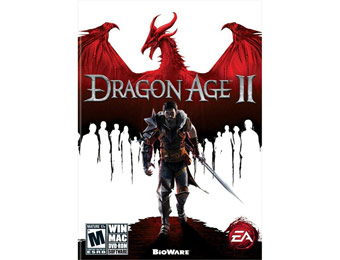 63% off Dragon Age 2 PC Video Game