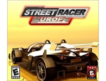 87% off Street Racer Europe (PC Download)