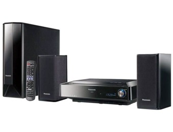 $600 off Panasonic SC-PTX7 Hard Drive Jukebox Theater System