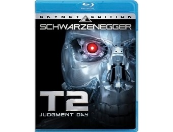 52% off Terminator 2: Judgment Day (Skynet Edition) Blu-ray