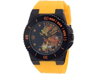 $125 off Ed Hardy Men's Immersion Watch
