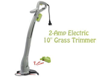 26% off LawnMaster GT1018 10-Inch Electric Grass Trimmer