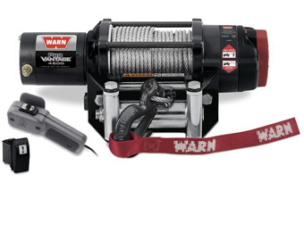 64% off Warn 90450 ProVantage 4500 Winch - 4500 lb. Capacity