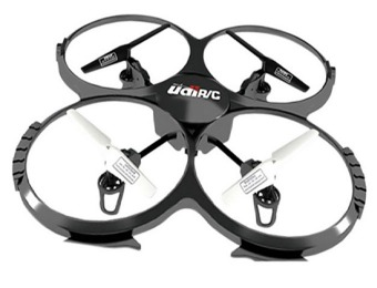 56% off UDI U818A 2.4GHz 4 CH RC Quadcopter with Camera