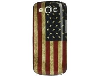 American Flag Samsung Galaxy S3 Case for under $4 shipped