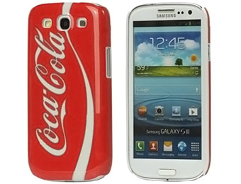 Coca Cola Samsung Galaxy S3 Case for under $3 shipped
