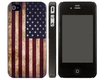 American Flag iPhone 4 Case for $2.05 shipped
