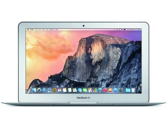 "$200 off 11.6"" Apple MacBook Air (i5,4GB,256GB Flash Storage)"