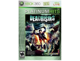 24% off Dead Rising Xbox 360 Video Game
