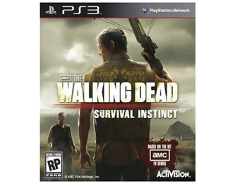 15% off The Walking Dead: Survival Instinct (Playstation 3)