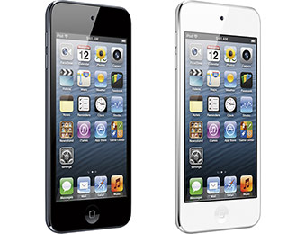 $40 off Apple iPod touch 64GB MP3 Player (5th Gen/Newest Model)