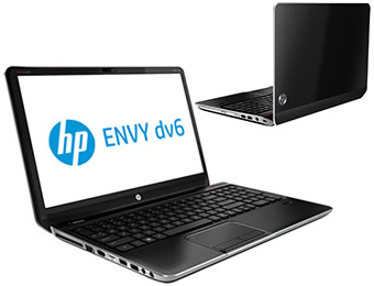 20% off HP ENVY dv6t/dv7t Quad Laptops Customized