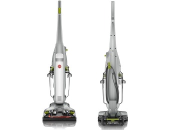 $76 off Hoover FloorMate Deluxe Hard Floor Cleaner, FH40160PC
