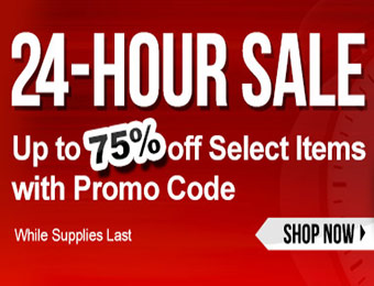 Newegg 24-Hour Sale - Up to 75% off with promo code