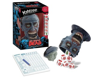 40% off YAHTZEE: The Walking Dead Collector's Edition