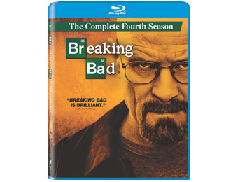 65% off Breaking Bad: Complete Fourth Season (Blu-ray)