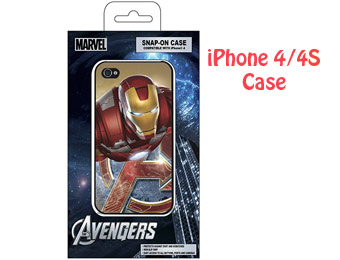 79% off DGL Group Marvel Iron Man Case for iPhone 4 & 4S