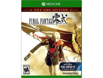 40% off Final Fantasy Type-0 HD (Xbox One)