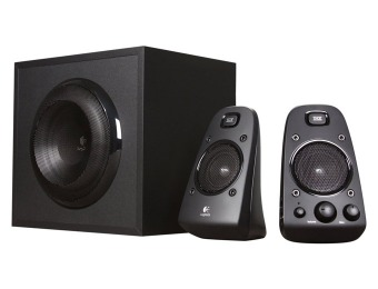 $60 off Logitech Z623 200 W 2.1 Speaker System, THX-Certified