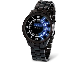 $120 off The Increments Of Time LED Watch