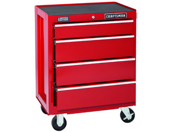 57% off Craftsman 4-Drawer Ball-Bearing Griplatch Bottom Chest
