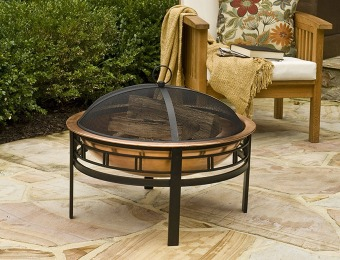 $370 off CobraCo Copper Mission Fire Pit