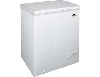 34% off Igloo 5.1 Cu. Ft. Chest Freezer - FRF520