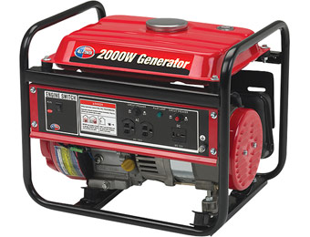 48% off All Power America 2000W/1400W Portable Generator