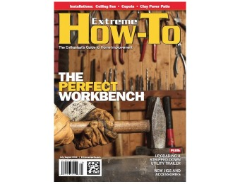 $38 off Extreme How-To Magazine Subscription, $6.99 / 9 Issues