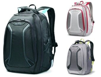 $157 off Samsonite Luggage Vizair Laptop Backpacks, 3 Styles